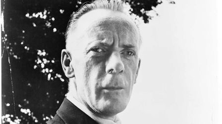Photograph of Gerald Wilde by Gilbert Cousland, 1955. Picture: Jonathan Greet