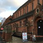 The robbery took place at the post office in St James Church, Sherriff Road