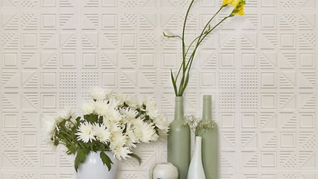 The Chevron tile by Lindsey Lang