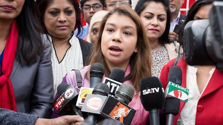 Tulip Siddiq has welcomed the move