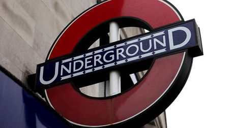 The alleged assault took place at Edgware Tube station