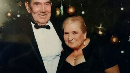 Victor and Patricia Brooker, Solomon's foster parents