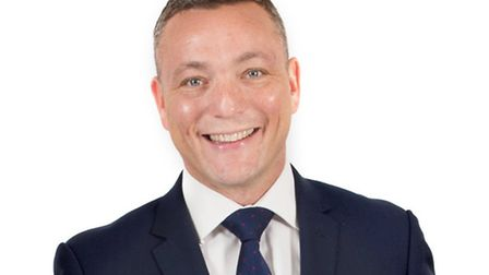 Neil Barnes, sales manager Hamptons International