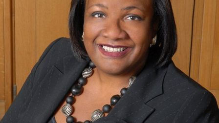 Diane Abbott, MP for Hackney North and Stoke Newington