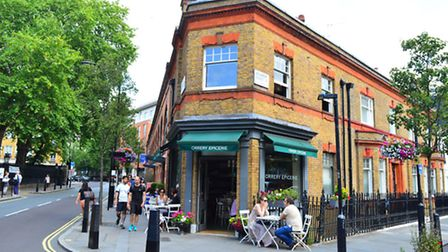 Marylebone High Street ward has seen the biggest house price rises in the UK