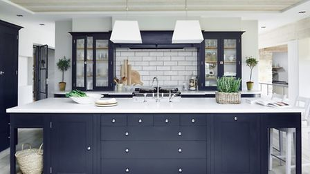 Neptune's Suffolk kitchen, from £9,000, is based on an East Anglian tradition of furniture-making an