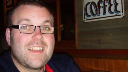 Victim Gary Carter (Picture: Central News)