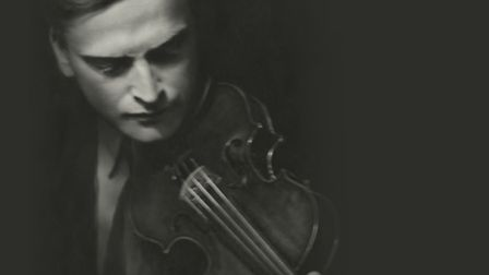 Yehudi Menuhin. Picture: Courtesy of Royal Academy of Music
