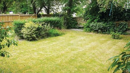 This back garden in Primrose Hill sold for £1.25million
