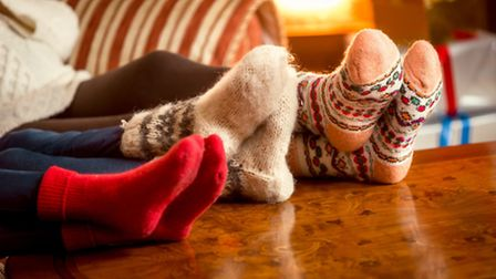 How to get a warm house. PA Photo/thinkstockphotos