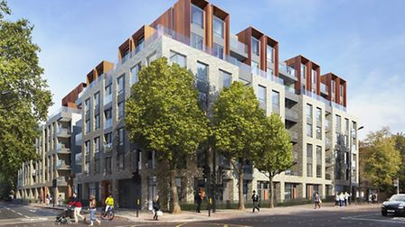 The Courtyards, 79 Camden Road, NW1, anticipated prices start from £510,000