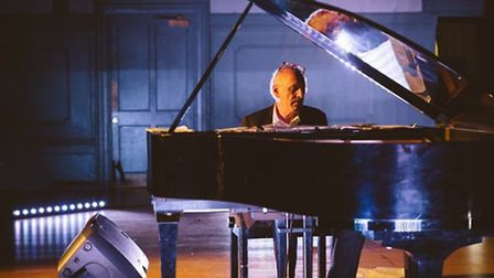 Concert pianist Michael Nyman performs at Wac Arts college
