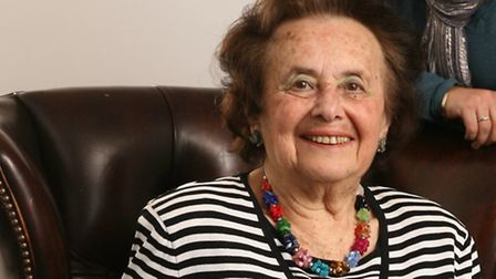 Lily Ebert. Picture: Holocaust Memorial Day Trust