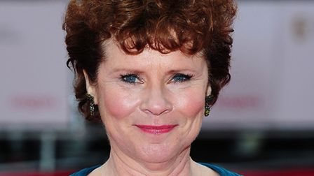Imelda Staunton who has received a CBE (Commander of the Order of the British Empire) in the 2016 Ne