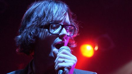 Jarvis Cocker performing live at Koko in Camden Town, Photo PA Zak Hussein