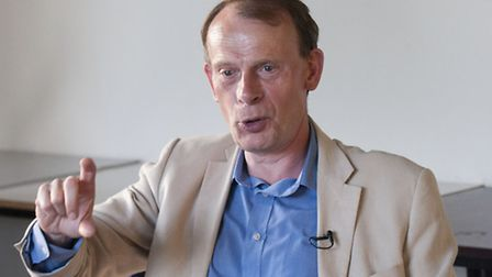 Andrew Marr (Picture: Nigel Sutton)