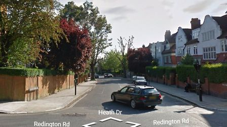 Thieves have been stealing post in the Frognal and Fitzjohns area of Hampstead