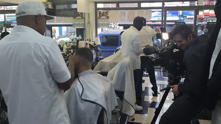 Camden Barbers have been trained to read early signs of mental health problems