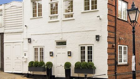 The Mount, Hampstead, NW3