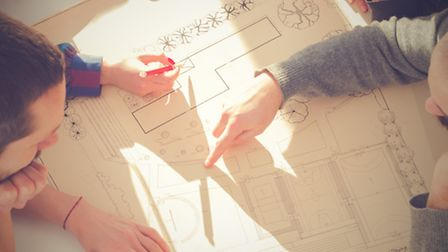 Planning an extension on a family home. PA Photo/thinkstockphotos