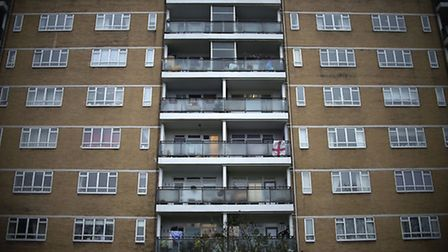 The government wants to force councils to sell off empty homes to compensate for budget cuts