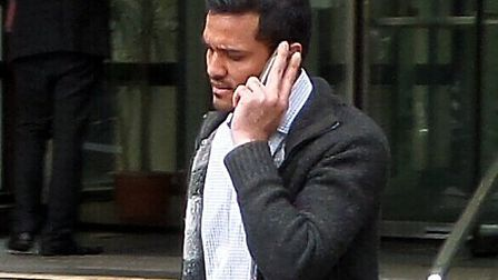 Arulshandh Balendran was found not guilty. Picture: Central