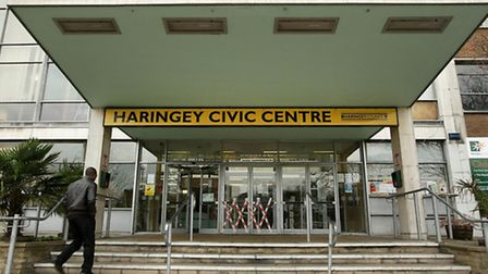 Haringey Council Civic Centre
