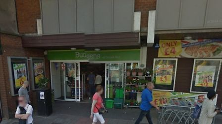 Budgens in Crouch End