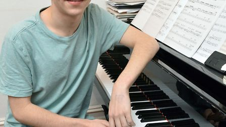 Noah Stoneman has reached the finals of the BBC young jazz musician of the year awards for 2016. Pho