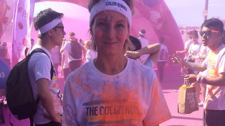 Lucy Wimmer, 33, who has cerebral palsy, is to take on a half-marathon