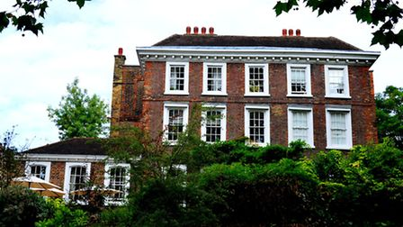 Burgh House is one of the publicly owned sites identified by the Commission