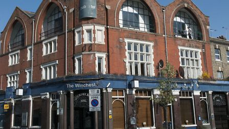 The Winchester in Archway Road, Highgate. Picture: Nigel Sutton