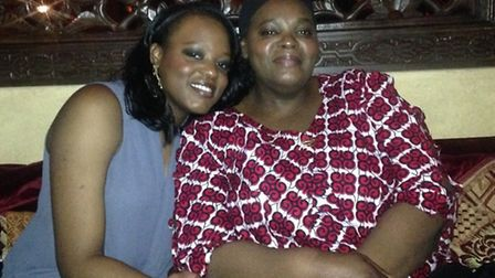 Joanna Marcella and her daughter Carla Boothe