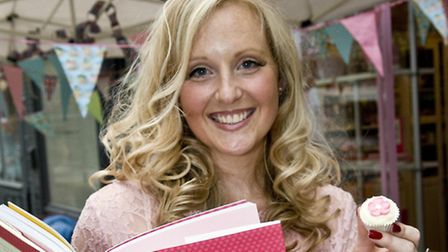 Zoe Berkeley founded Bake-a-boo. Picture: Nigel Sutton