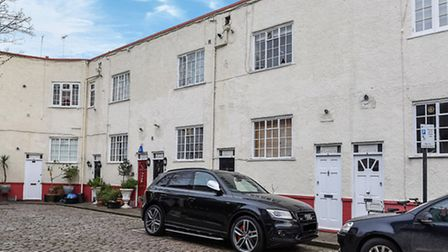 Extending the lease on this St John's Wood property could cost well over �200,000