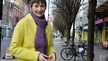 Caroline Pidgeon, Lib Dem Mayoral Candidate and member of the London Assembly and Leader of the LibD