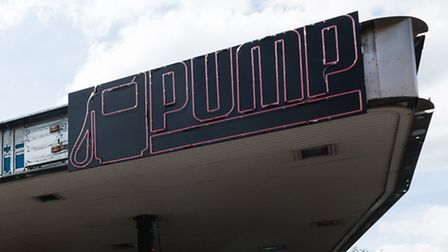 General view of The Pump in Shoreditch High Street.