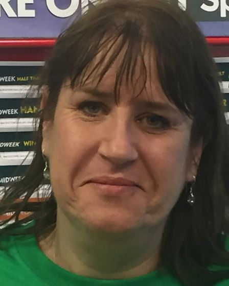 Jennifer Machin, general manager of the Paddy Power store