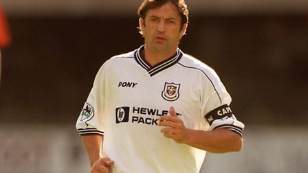 Gary Mabbutt is a club legend at Tottenham after a very successful spell as a player at White Hart L