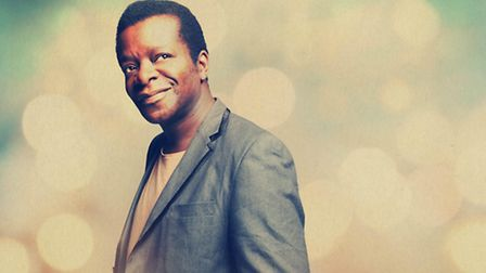Stephen K Amos: The Laughter Master tour