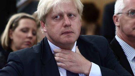 """Mayor Boris Johnson will play a major role in the """"leave"""" camapign before the EU referendum"""