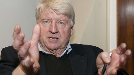 """Stanley Johnson says his son Boris has got it wrong with his """"Brexit bombshell"""""""