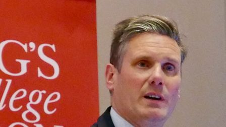 Keir Starmer defied the Labour whip for the first time