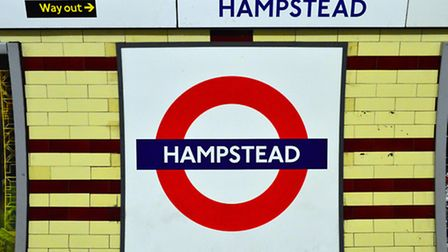 Hampstead is one of the best places to live in the UK according to the Sunday Times