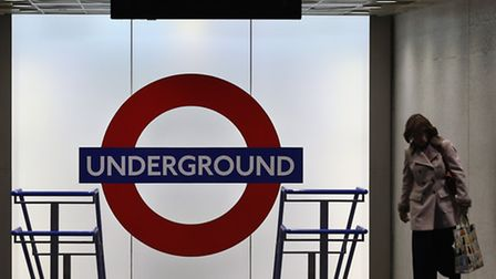 Commuters had to leave Kings Cross Tube station (Photo: Oli Scarff/Getty Images)