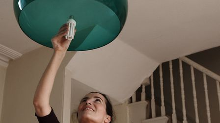 Lightbulbs are big sellers in St John's Wood - leaving the heavy work to the pros