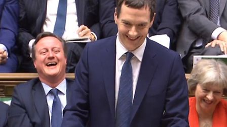 George Osborne announced a new Lifetime ISA to be spent on property worth up to £450,000