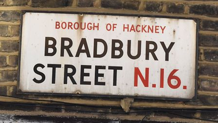 Traders in Bradbury Street Dalston are angered by the latest Crossrail 2 project which will see buil
