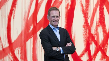 Director of the Tate Sir Nicholas Serota, who is from Hampstead, warned that London's creative succe
