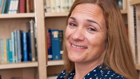 Award winning writer Tracy Chevalier talked about her latest novel The Last Runaway at the Hampstead